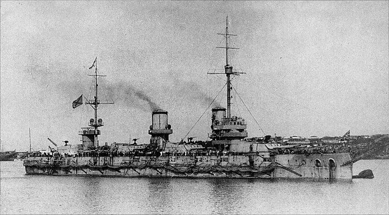 الحرب ال - الحرب العالميه الاولى 800px-ImperatritsaMariya1911-1916Sevastopol
