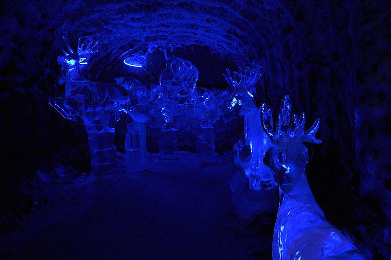 In Museum of Permafrost (Yakutia) (10803233563).jpg