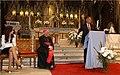 Inauguración de las obras de remodelación de la Basílica de Luján.jpg