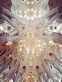 Incidence of light, Sagrada Família, Barcelona.jpg