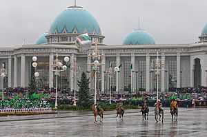 Assembly of Turkmenistan - Image: Independence Day Parade Flickr Kerri Jo (160)