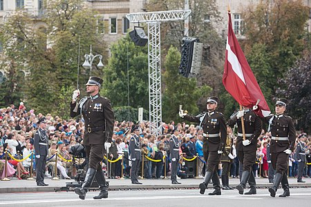 Independence Day military parade in Kyiv 2017 27