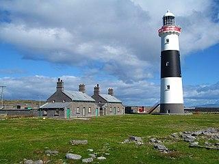 Inisheer Lighthouse lighthouse in Ireland