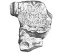 Inschrift Cohors I Dalmatorum Rochester.png