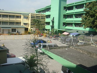 """Eulogio """"Amang"""" Rodriguez Institute of Science and Technology - Inside the EARIST Manila Campus"""