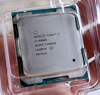 Broadwell (microarchitecture) - Intel i7 6800K