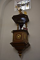 Interior of the Church of the Finding of the True Cross (Brno) 06.jpg