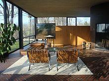 Maison De Verre Philip Johnson Wikip 233 Dia