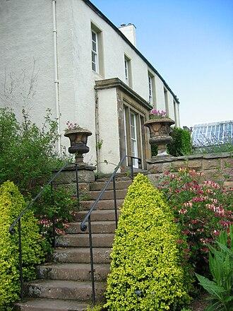 Inveresk Lodge Garden - Image: Inveresk Lodge 01