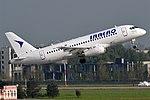IrAero, RA-89034, Sukhoi Superjet 100-95LR (43587509835).jpg