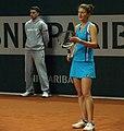 Irina Begu - BNP Paribas Katowice Open 2013.jpg