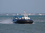 File:Island Express Hovercraft approaching Ryde.jpg