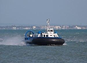 Island Express Hovercraft approaching Ryde.jpg