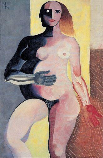 Ismael Nery - Image: Ismaelnery figura 1927