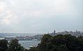 Istambul-Le bosphore (Vers la mer méditerranée)-1981.jpg
