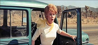 Dorothy Provine - Dorothy Provine in It's a Mad, Mad, Mad, Mad World (1963)