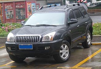 JAC Motors - Image: JAC Rein China 2012 05 07
