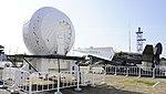 JASDF Nike-J missile launcher & missile tracking radar at Hamamatsu Air Base Publication Center November 24, 2014 02.jpg