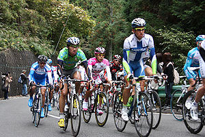 Japan Cup Cycle Road Race 2009.