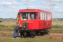 Railbus type JM4