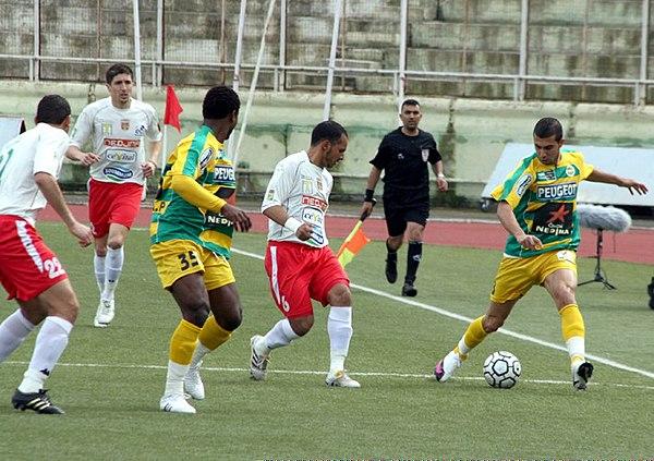 Saison 2009-2010 de la Jeunesse sportive de Kabylie - Wikiwand