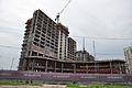 JW Marriott Hotel Under Construction - Eastern Metropolitan Bypass - Kolkata 2013-06-19 9005.JPG