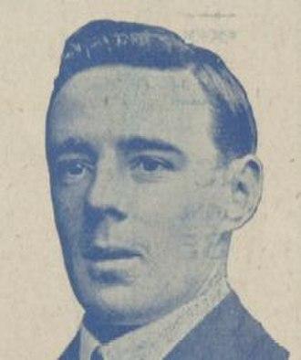 Jack McKenzie (footballer) - Image: Jack Mc Kenzie (before 1946)