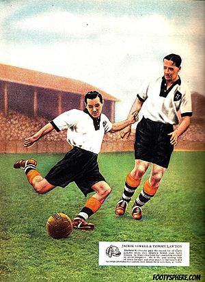 Tommy Lawton - Jackie Sewell and Tommy Lawton