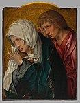 Jacob Cornelisz. van Oostsanen - The Virgin and Saint John the Evangelist - 1937.1011 - Art Institute of Chicago.jpg