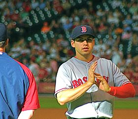 Image illustrative de l'article Saison 2012 des Red Sox de Boston