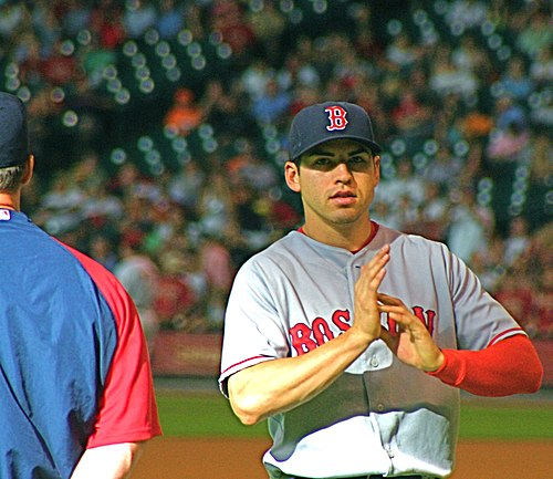 Jacoby Ellsbury played for the Commodores in 2004. JacobyEllsbury.jpg