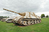 Jagdtiger, Ordnance Museum at Aberdeen Proving Ground.jpg