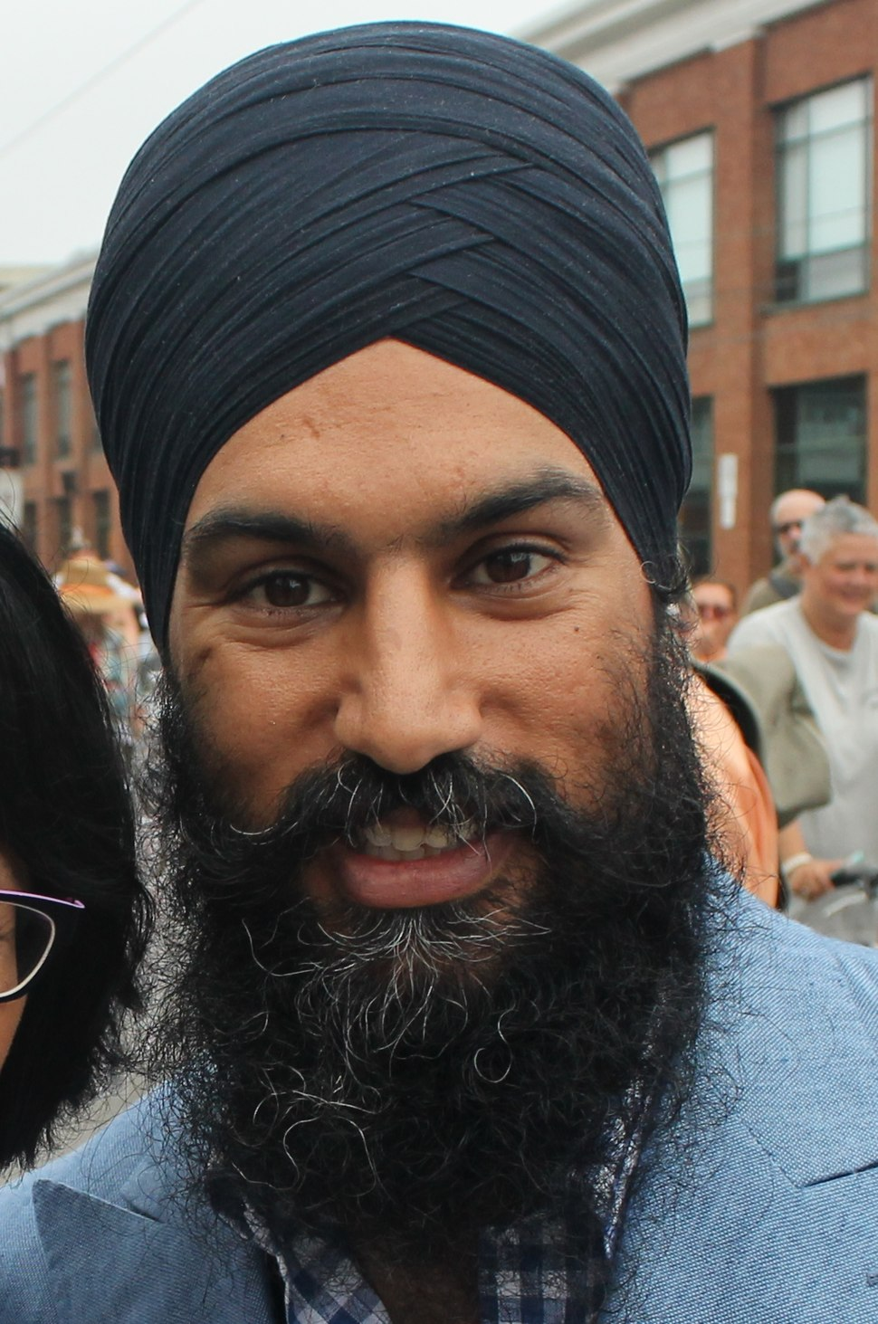 Jagmeet Singh and Olivia Chow (15219633892) 2