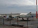 Jaguar & Mirage IIIE, aéroport Strasbourg-Entzheim 2018.jpg