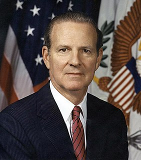 James Baker former U.S. Secretary of State