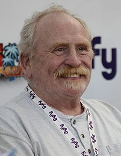 James Cosmo 2014.
