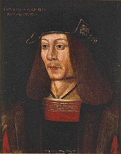 James IV of Scotland King of Scotland