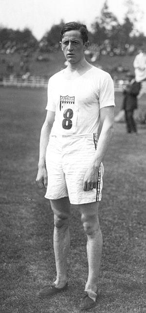 James Rosenberger - James Rosenberger in 1912