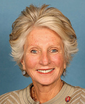 Jane Harman, official portrait, 111th Congress