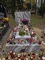 Janusz Głowacki grób.jpg