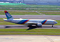 Japan Air System Boeing 777-289 (JA007D 27639 134) (4507413442).jpg