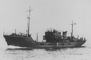 No.1-class auxiliary minesweeper