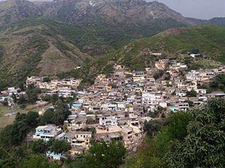 Jarral Shareef Union council in Khyber Pakhtunkhwa, Pakistan