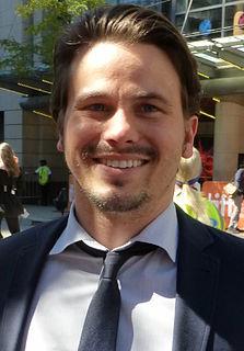 Jason Ritter American actor