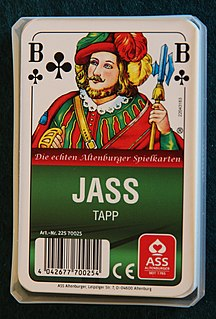 Tapp (card game)