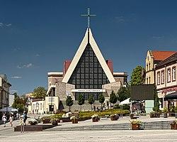Jaworzno colegiate church.jpg