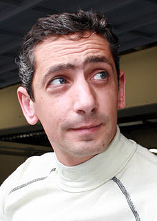 racing driver, 1995 Formula One driver, 1994-2011 24 Hours of Le Mans driver