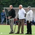 Jean-Paul Sauthier, Bernard Arlin et Pierre Roussel donnent le coup d'envoi.JPG