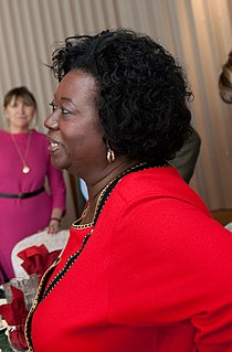 Jean Augustine Canadian politician