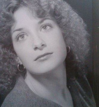 Jeanmarie Simpson - Jeanmarie Simpson headshot, 1977